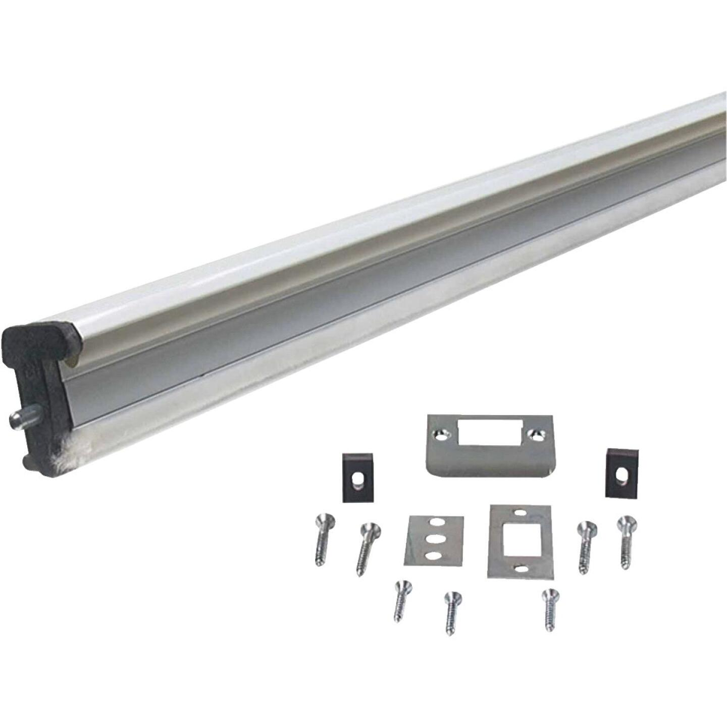 M-D Ultra 2-1/4 In. x 80 In. White Nail-on Door Weatherstrip Image 1