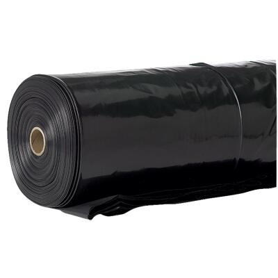 Film-Gard 20 Ft. X 100 Ft. Black 10 Mil. Polyethylene Sheeting