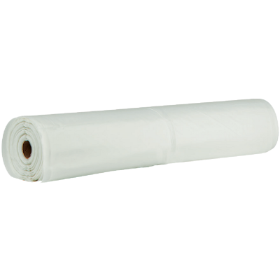 Film-Gard 20 Ft. x 50 Ft. Clear 6 Mil. Polyethylene Sheeting