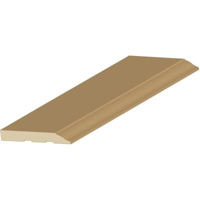 Cedar Creek WM623 9/16 In. W. x 3-1/4 In. H. x 16 ft. L. Finger Joint Pine Colonial Base Molding