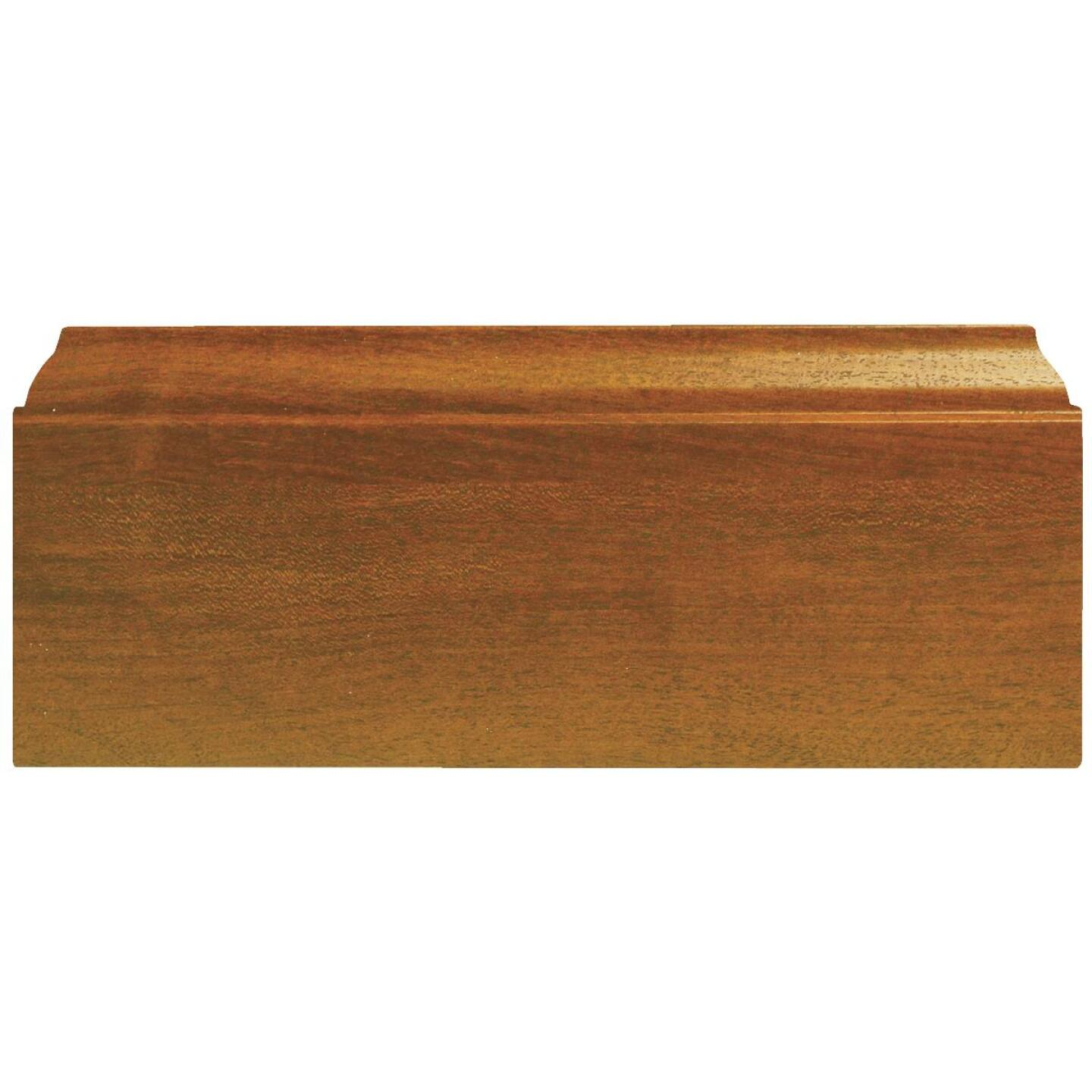 Inteplast Building Products 1/2 In. W. x 3-7/16 In. H. x 8 Ft. L. Independence Cherry Polystyrene Colonial Base Molding Image 3