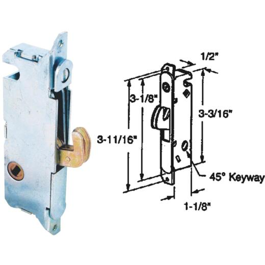 Prime-Line Steel Mortise Patio Door Lock