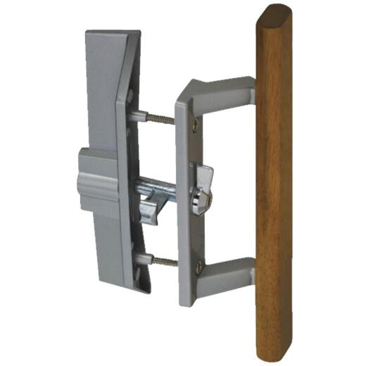 National Patio Door Hardware with Key Locking Unit