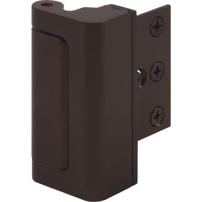 Defender Security Bronze High Security Door Reinforcement Lock