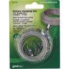 Hillman Anchor Wire 5 Lb. Capacity Picture Hanging Kit Image 1