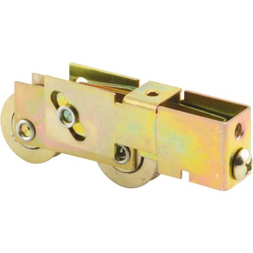 Prime-Line Plain Back Steel Tandem Roller Assembly