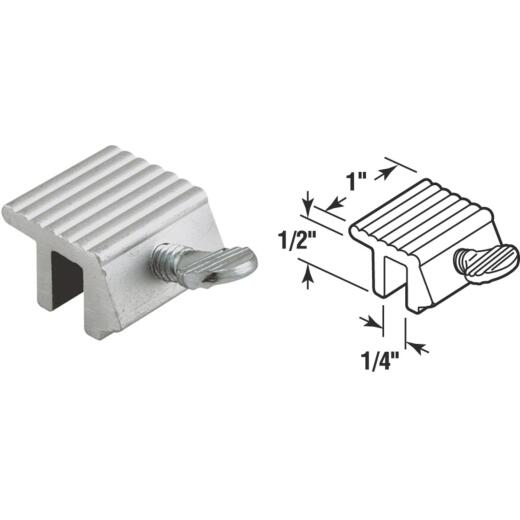 Prime-Line Patio Door Security Latch (2-Pack)