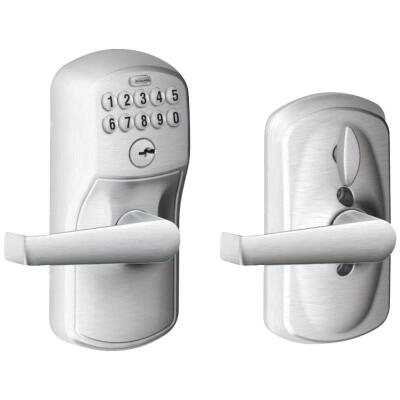 Schlage Elan Electronic Keypad Entry Lock