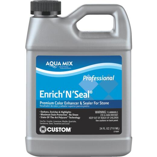 Custom Building Products Aqua Mix Enrich N'Seal 24 Oz. Stone Tile Sealer