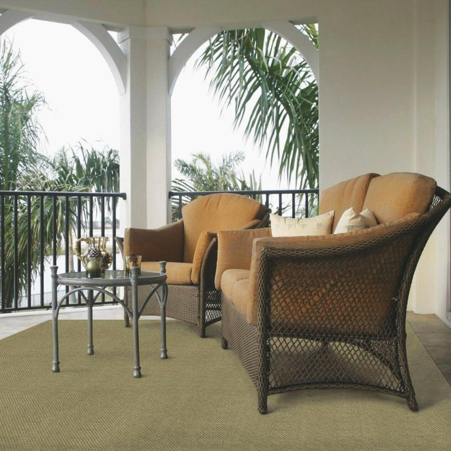 Foss Manufacturing Ozite 6 Ft. x 8 Ft. Indoor/Outdoor Area Rug Image 4