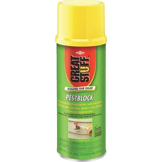 GREAT STUFF 12 Oz. Pestblock