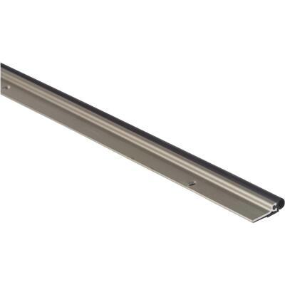 M-D Ultra Satin Nickel 36 In. x 7 Ft. Door Jamb Weatherstrip