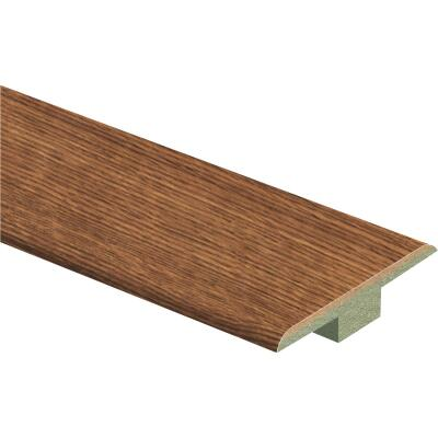 Zamma Universal Oak 1-3/4 In. W x 72 In. L T Mold Laminate Floor Transition