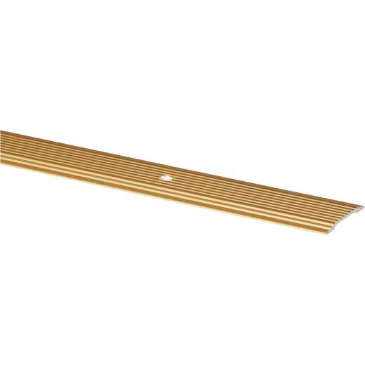 Do it Gold Satin 1-1/4 In. x 3 Ft. Aluminum Seam Binder