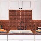 Fasade 18 In. x 24 In. Thermoplastic Backsplash Panel, Oil-Rubbed Bronze Traditional 10 Image 2