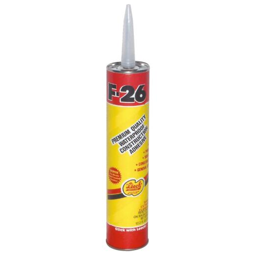 Leech F-26 10 Oz. Construction Adhesive