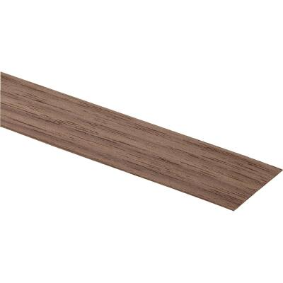 Cloverdale Band-It 3/4 In. x 8 Ft. Walnut Wood Veneer Edging