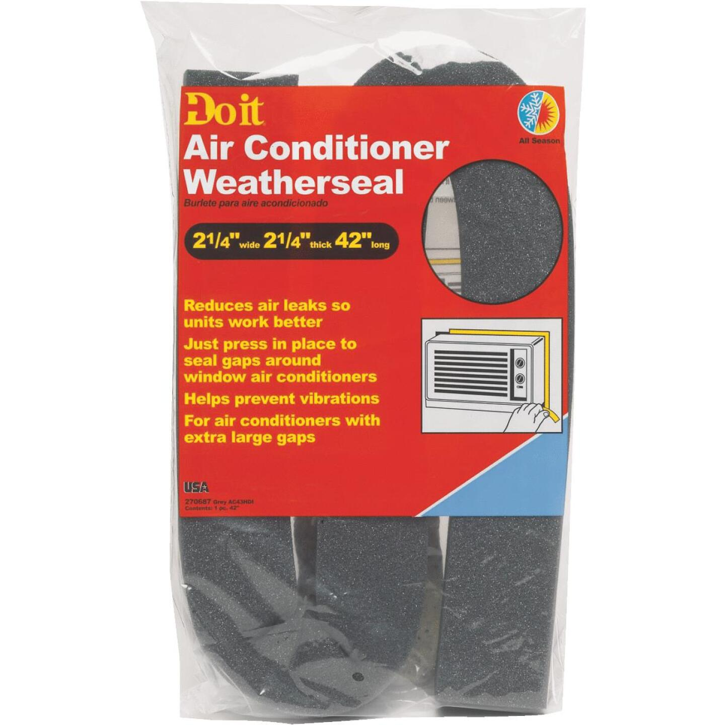 "Do it 42"" x 2-1/4"" x 2-1/4"" Air Conditioning Weatherstrip Image 2"