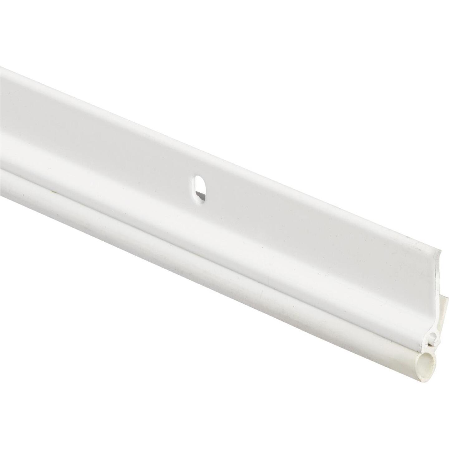 M-D Ultra White 36 In. x 7 Ft. Door Jamb Weatherstrip Image 1
