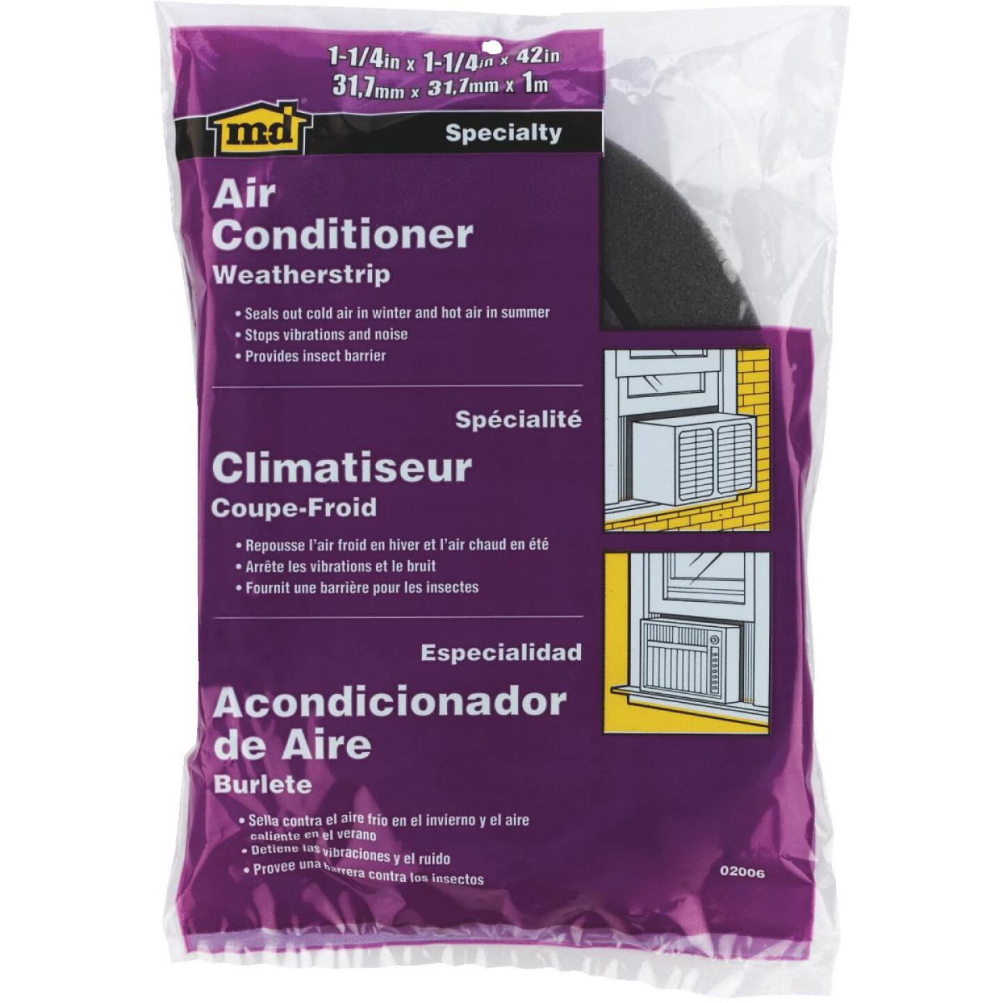 """M-D 42"""" x 1-1/4"""" x 1-1/4"""" Air Conditioning Weatherstrip Image 2"""