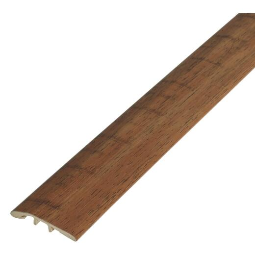 Shaw Signal Mountain Rockhouse 1-3/4 In. W x 72 In. L Multipurpose Reducer Vinyl Floor Plank Trim