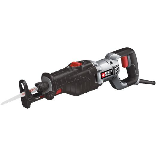 Porter Cable Tiger Saw 8.5-Amp Orbital Reciprocating Saw Kit