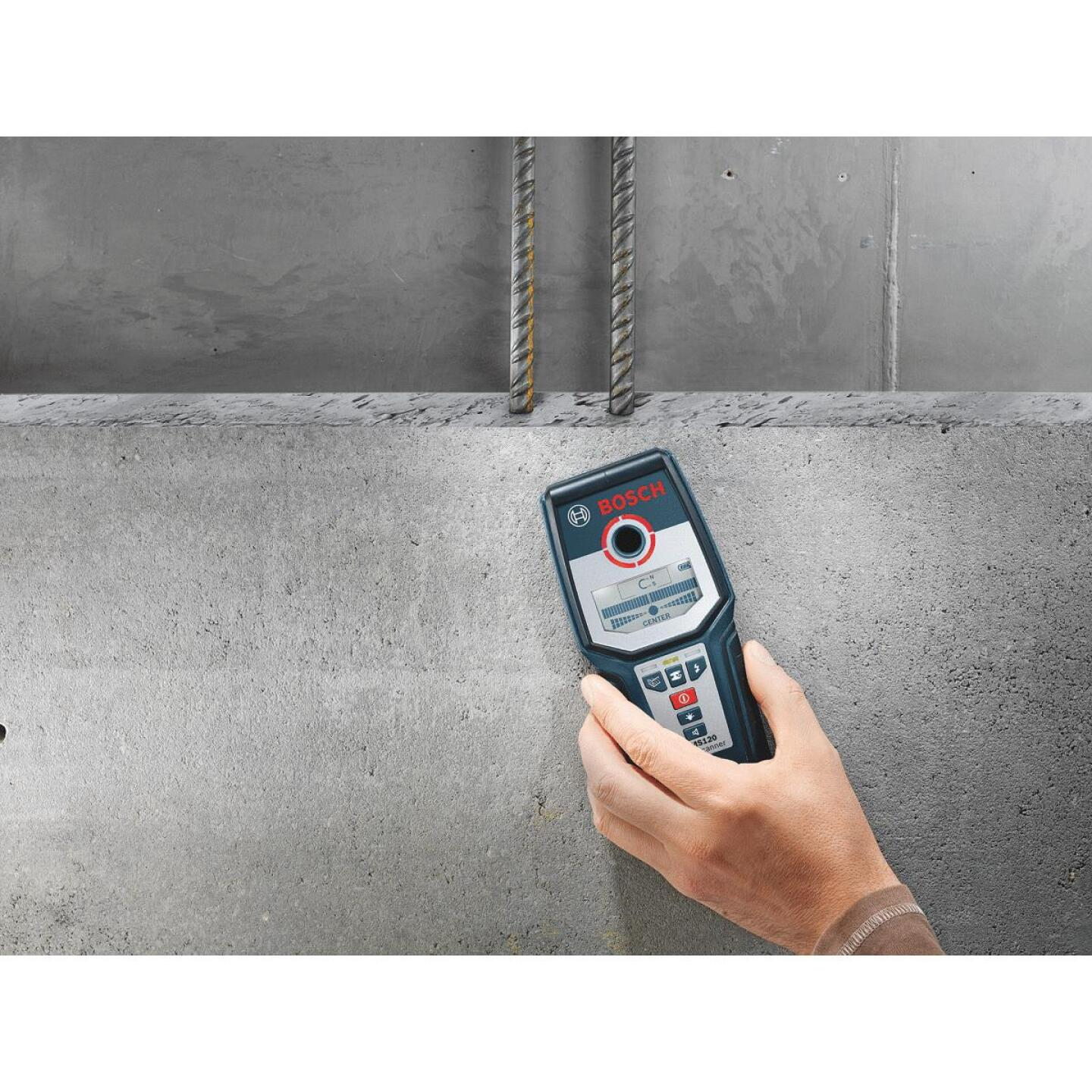 Bosch Digital Multi-Scanner Stud Finder Image 2