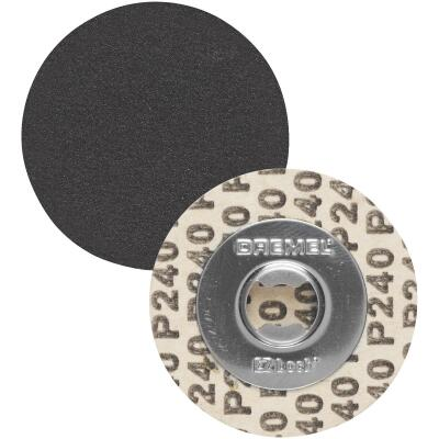Dremel 1-1/4 In. 240 Grit EZ Lock Sanding Disc