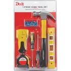Do it Home Tool Set with Hanging Hardware (7-Piece) Image 3