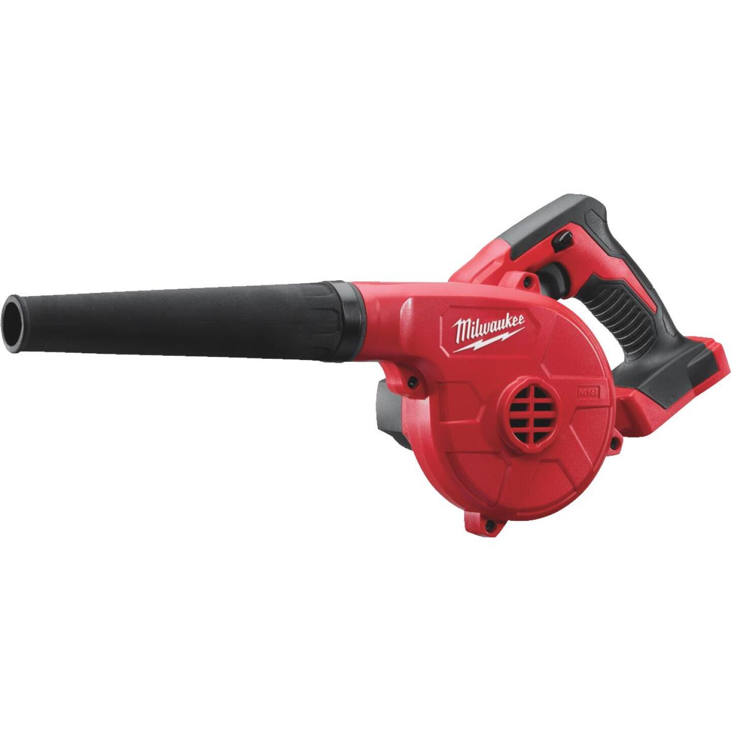 Milwaukee M18 160 MPH 18-Volt Compact Lithium-Ion Cordless Blower (Bare Tool) Image 1