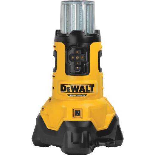DeWalt 20 Volt MAX Lithium-Ion LED Bluetooth Corded/Cordless Work Light (Bare Tool)