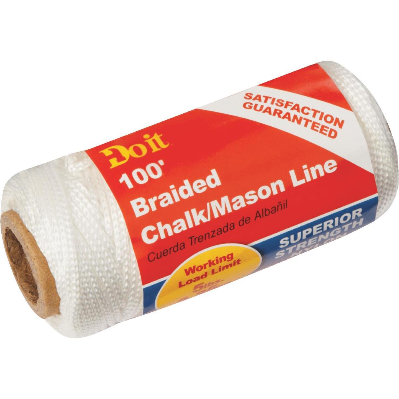 Do it 100 Ft. Braided Nylon Chalk Line Image 1