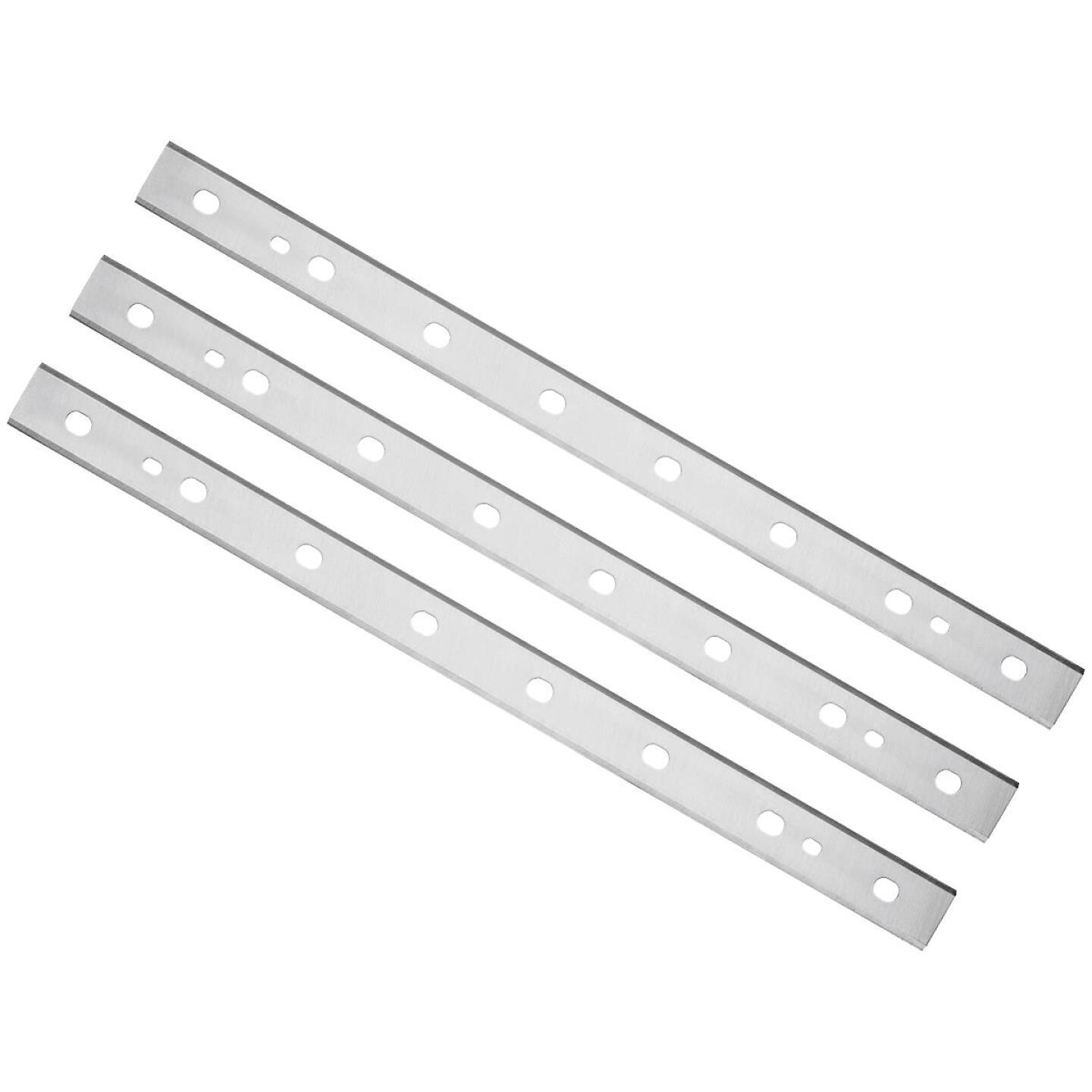 DeWalt 13 In. High Speed Steel Planer Blade (3-Pack) Image 1