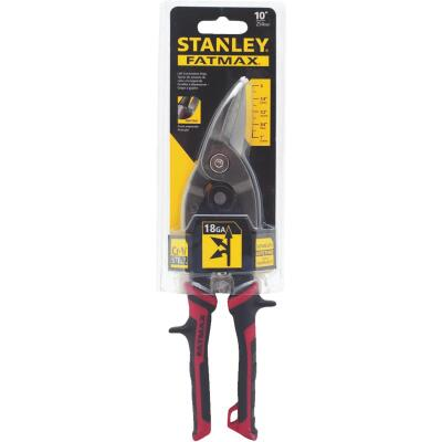 Stanley FatMax 10 In. Aviation Left Snips