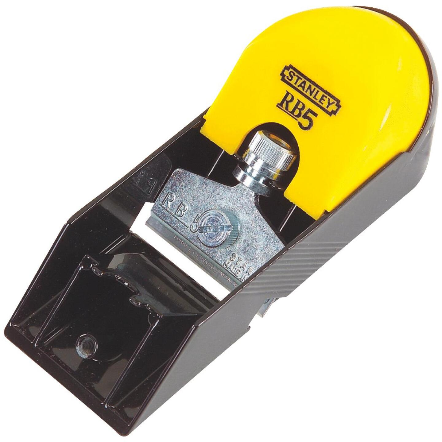 Stanley RB5 6 In. Mini Block Plane with 2 In. Cutter Image 1
