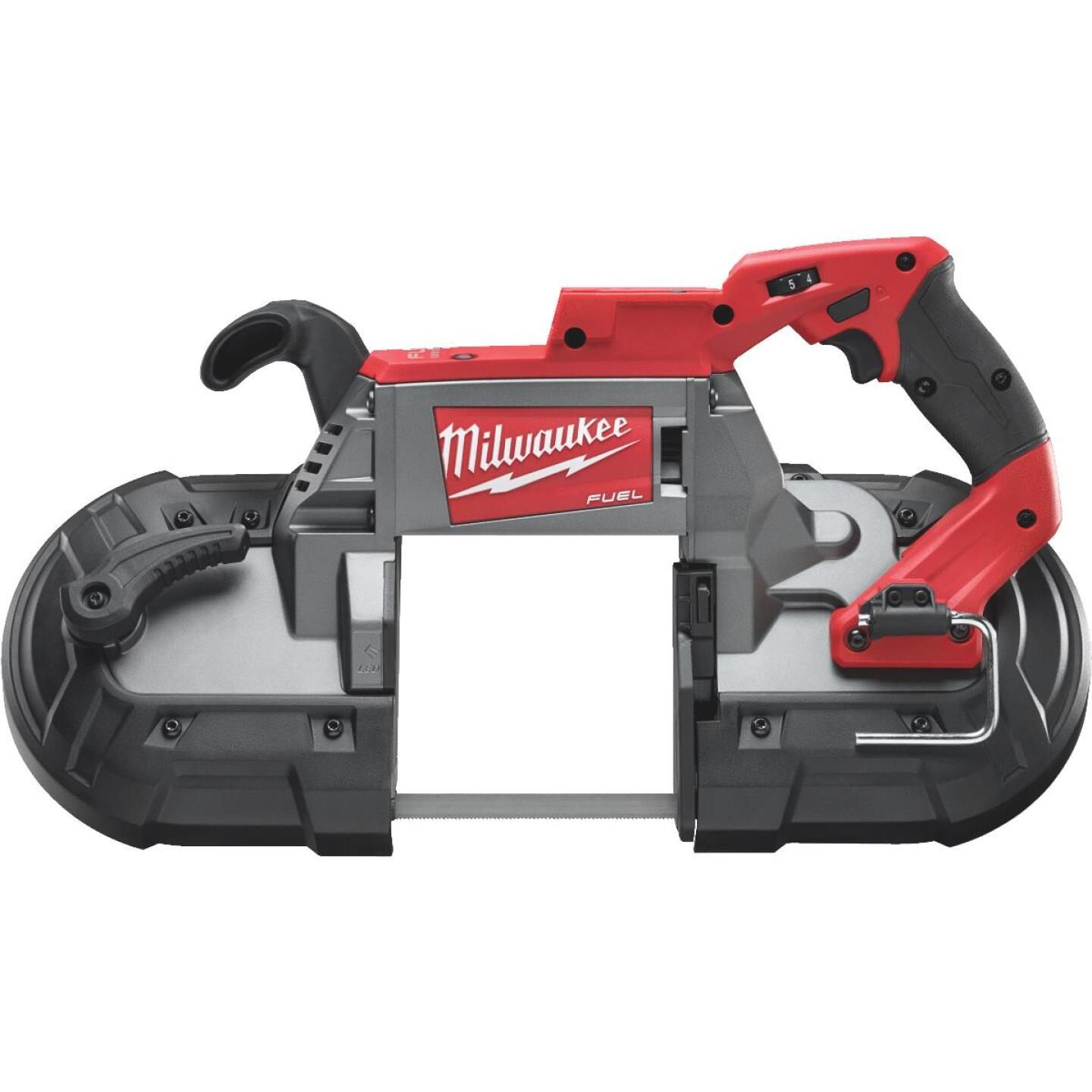 Milwaukee M18 FUEL 18 Volt Lithium-Ion Brushless Deep Cut Cordless Band Saw (Bare Tool) Image 1