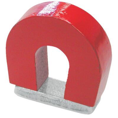 Master Magnetics 2 Lb. 1 in. Horseshoe Magnet