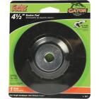 Gator 4-1/2 In. Power Angle Grinder Backing Pad Image 1
