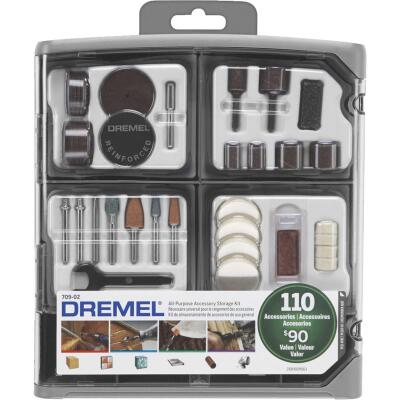 Dremel All-Purpose Rotary Tool Accessory Kit (110-Piece)
