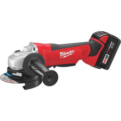Milwaukee M18 18 Volt Lithium-Ion 4-1/2 In. Cordless Cut-Off Tool Kit