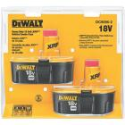 DeWalt 18 Volt XRP Nickel-Cadmium 2.4 Ah Tool Battery (2-Pack) Image 2