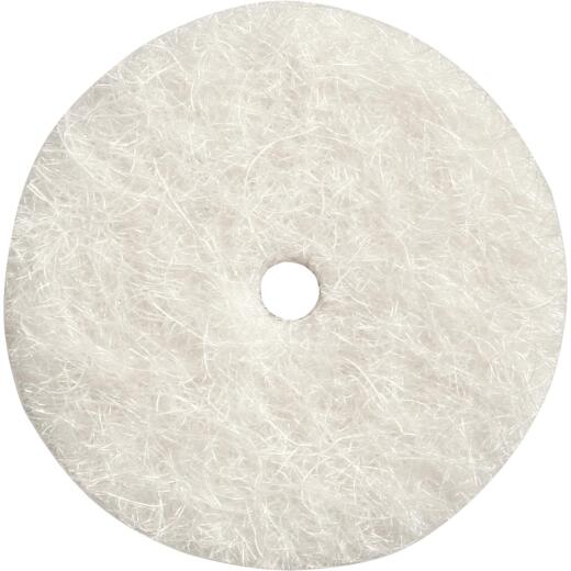 Emery 1/2 In. Felt Polishing Wheel