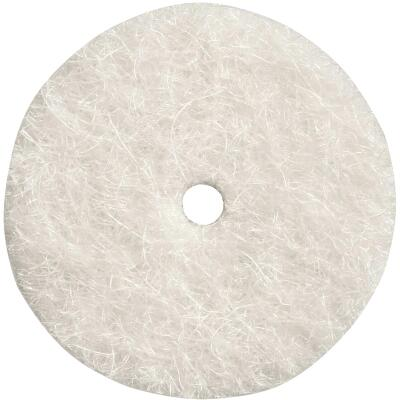 Emery 1 In. Felt Polishing Wheel (2-Pack)