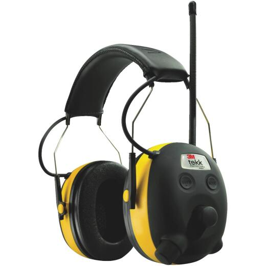 3M Digital Worktunes NRR 22dB Radio Earmuffs