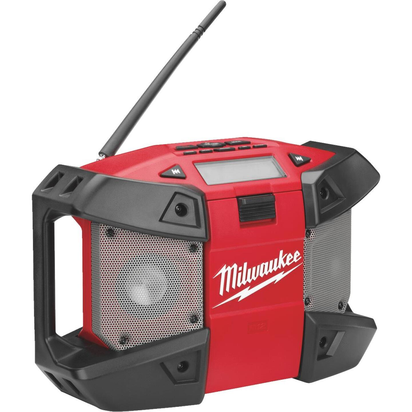 Milwaukee M12 12 Volt Lithium-Ion Cordless Jobsite Radio (Bare Tool) Image 4