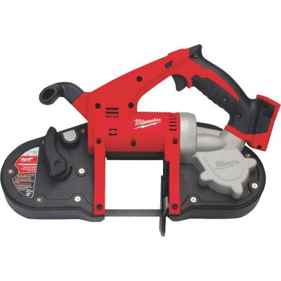 Milwaukee M18 FUEL 18 Volt Lithium-Ion Brushless Compact Cordless Band Saw (Bare Tool)