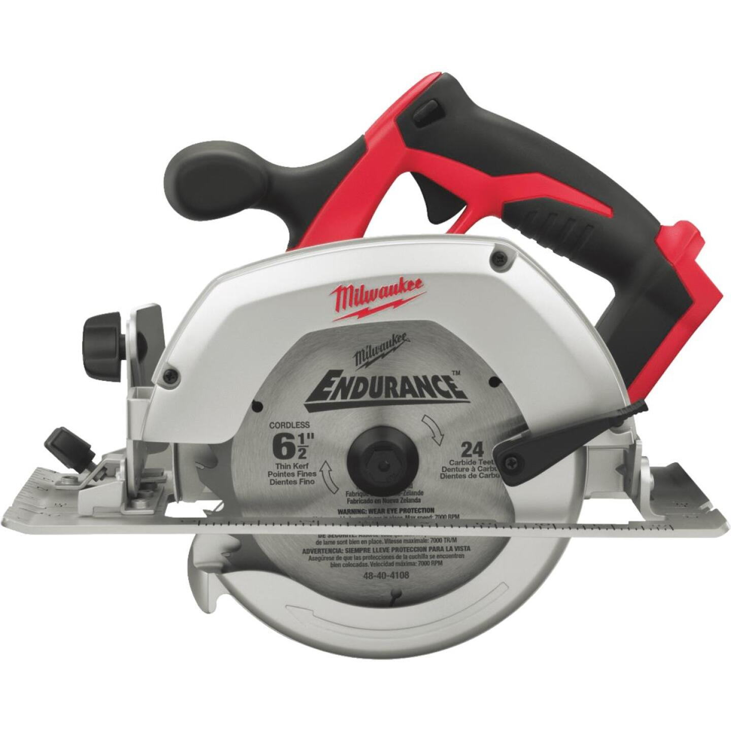 Milwaukee M18 18 Volt Lithium-Ion 6-1/2 In. Cordless Circular Saw (Bare Tool) Image 1