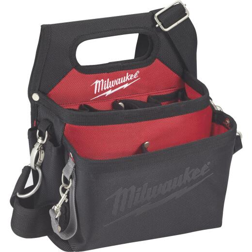 Milwaukee 15-Pocket Electrician's Tool Puch