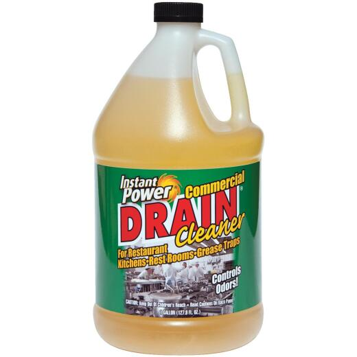 Instant Power 128 Oz. Commercial Drain Cleaner
