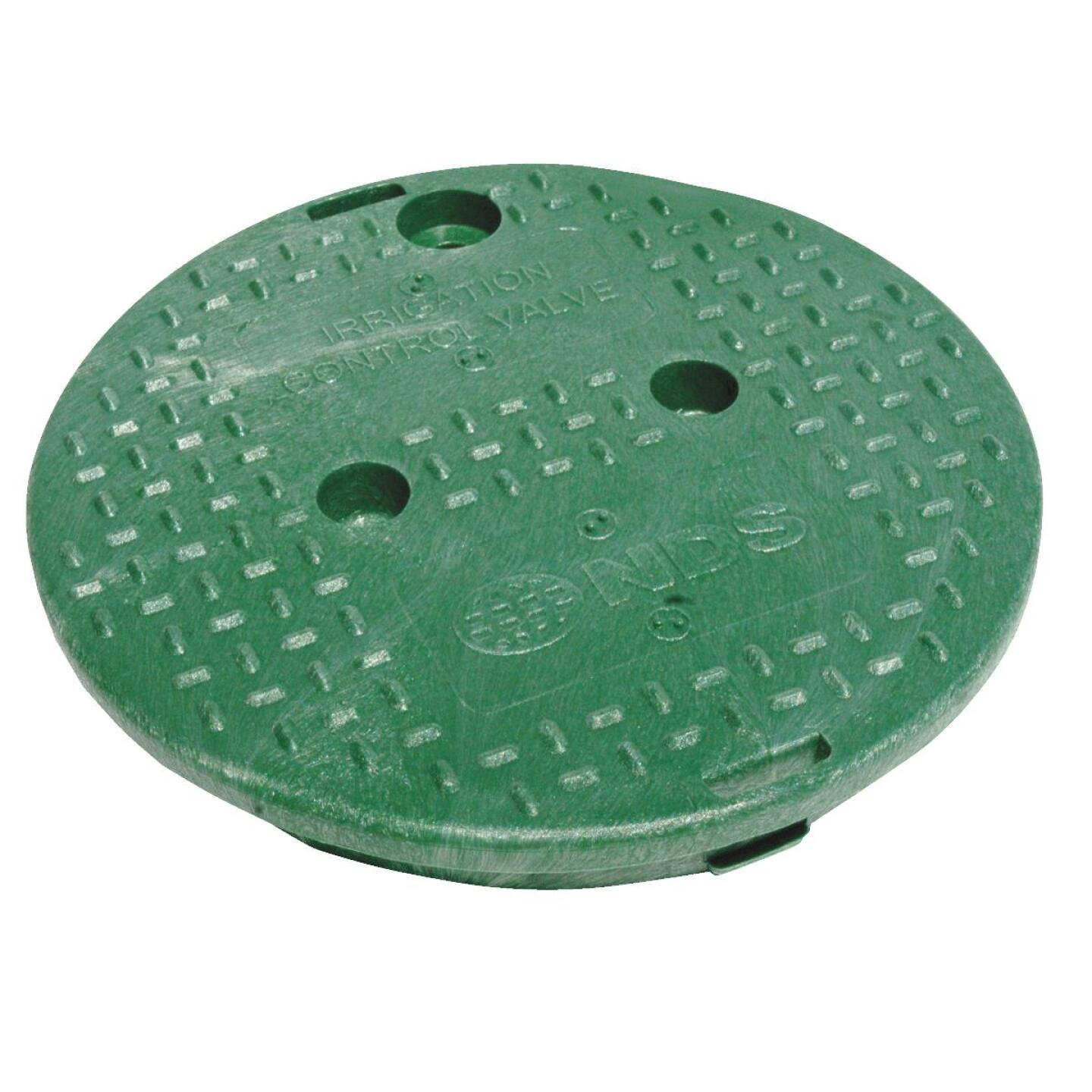National Diversified 10 In. Round Valve Box Cover Image 1